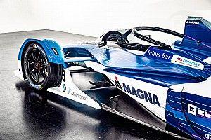 BMW presenta su coche y pilotos para la Fórmula E 2018/19