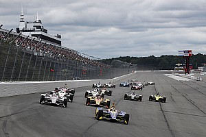 IndyCar's ABC Supply 500 at Pocono Raceway – weekend schedule
