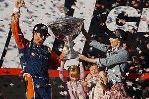 IndyCar Sonoma: Hunter-Reay dominan, Dixon rengkuh gelar kelima