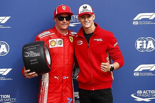 """Raikkonen: """"Non poteva esserci un posto migliore di Monza per conquistare la pole"""""""
