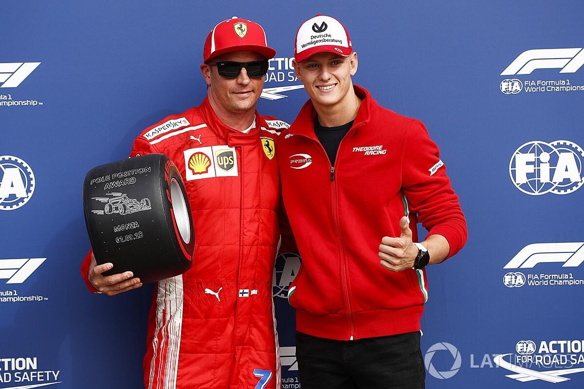 Райкконен: Сподіваюсь на таку ж позицію на фініші гонки ГП Італії