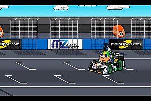 Vídeo: la carrera que coronó a Vergne en Fórmula E, por 'MinEDrivers'