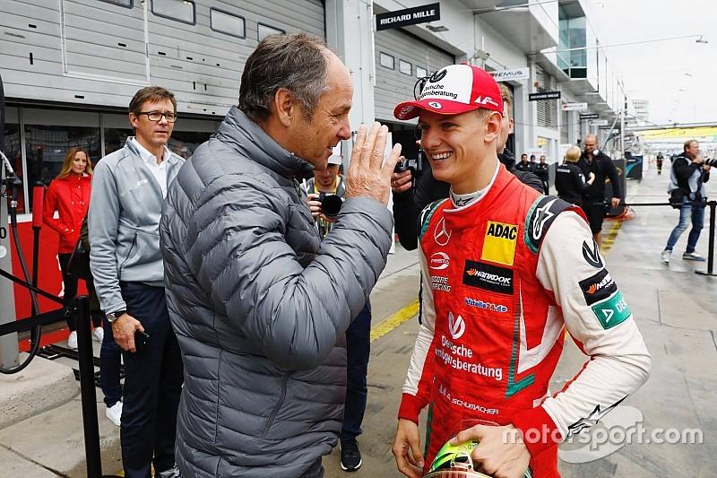 Mick Schumacher ismét győzött: tökéletes hétvége!
