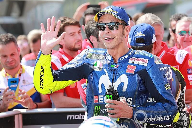 """Valentino: """"Hemos avanzado, pero no se notó en Brno; lleva tiempo"""