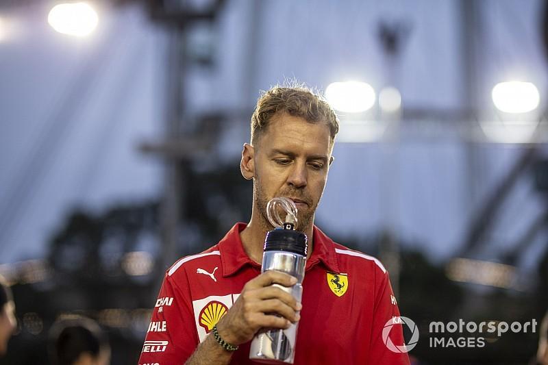 Vettel: Ferrari não tem nada a temer nas próximas corridas
