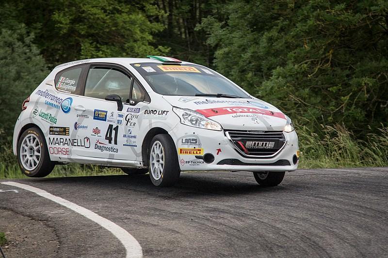 Peugeot Competition Rally 208: al Rally del Taro trionfa Leonardi. Guglielmini nuovo leader!