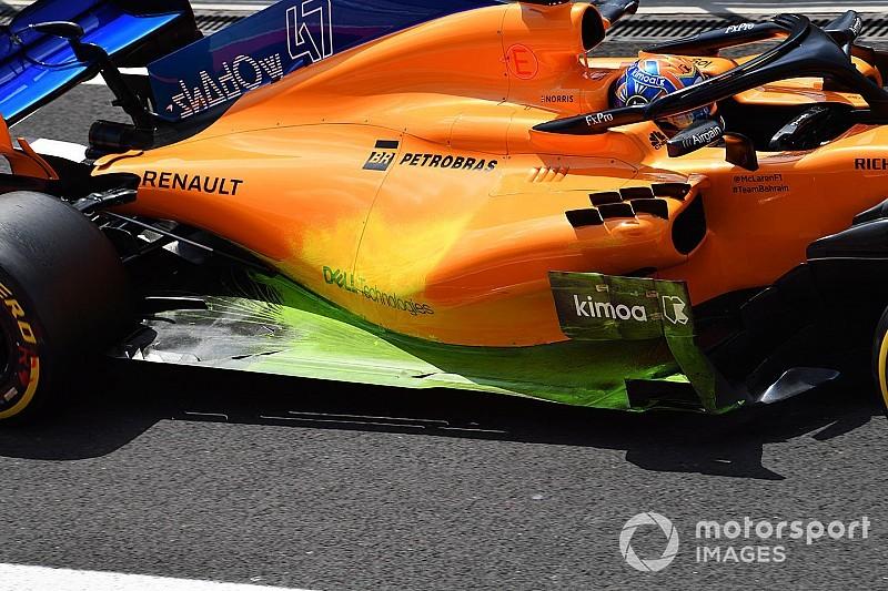 Formel-1-Technik 2018: So verzweifelt baute McLaren sein Auto ständig um