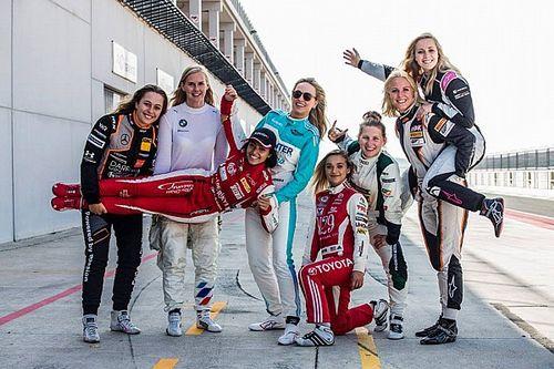 """Kristensen: """"El Programa para Mujeres de la FIA cuenta con un prometedor grupo"""""""
