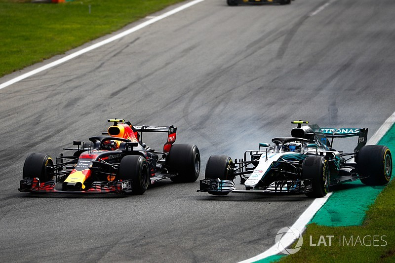 Whiting unmoved by Verstappen's 'killing racing' jibe