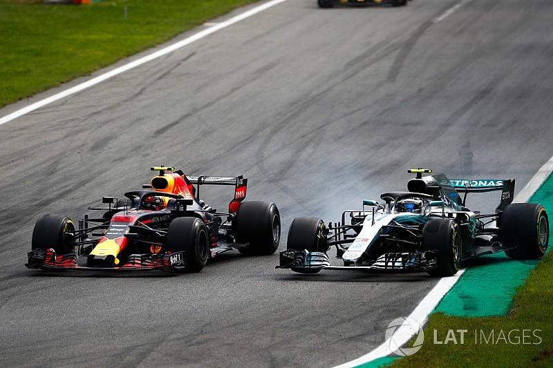 Whiting pardonne à Verstappen sa colère de Monza