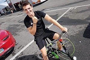Carrera Cup Italia: tutto pronto per le libere a Vallelunga, Mosca già... pedala!