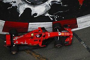 """A Raikkonen le parece """"extraño"""" el rendimiento de Ferrari"""