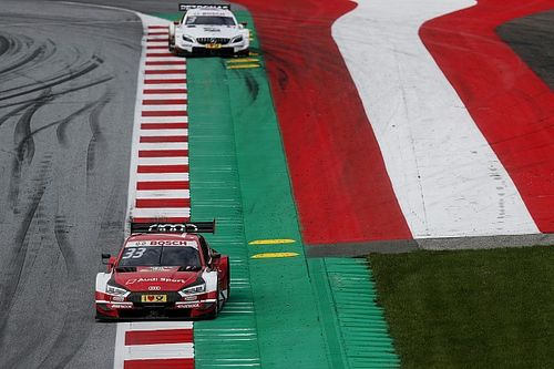 "Rast: DTM title ""still unrealistic"" despite Austria domination"
