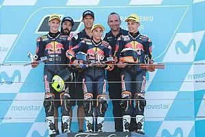 Rookies Cup Aragon: Deniz 2'de 2 yaptı, şampiyonada 2. oldu!