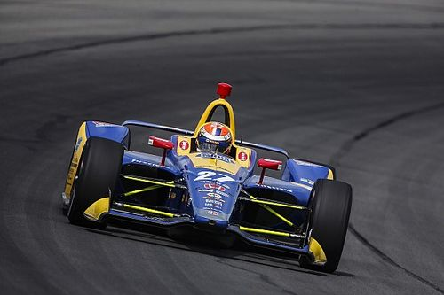 Rossi não dá chances a Power e vence em Pocono; Leist é 11º
