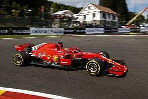 Vettel cree que Ferrari tiene algo más en Spa tras liderar el viernes