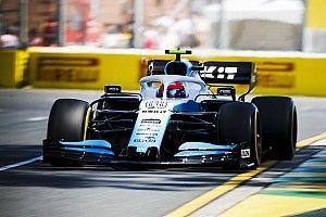 """Kubica : """"Nous nous battons avec l'auto pour rester en piste"""""""
