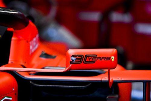 Ferrari terá dois chassis diferentes para os testes de pré-temporada