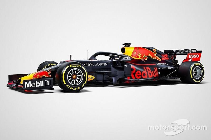 Red Bull: Honda c'è, ma non si vede (almeno nella livrea)