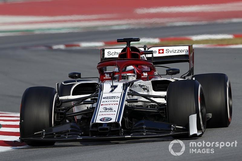 Raikkonen, Lotus'taki başarılarını Alfa Romeo'da tekrarlamayı umuyor