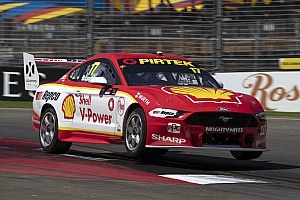 Adelaide 500: McLaughlin beats Whincup to provisional pole