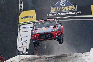 Le Rallye de Suède est officiellement maintenu