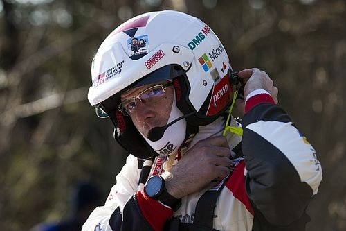 Latvala acaba con un récord de Sainz en Suecia