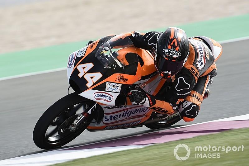 Moto3 Katar 2. antrenman: Canet en hızlısı, Can gaza basmaya başladı