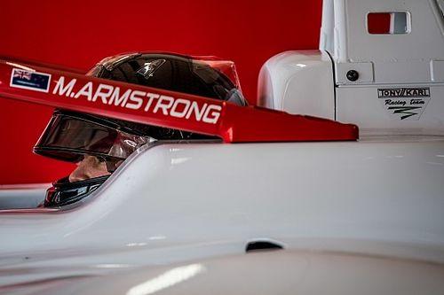 Nicolas Todt, Ferrari sürücüsü Armstrong'un menajeri oldu