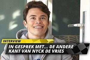 Video: In gesprek met… De andere kant van Nyck de Vries