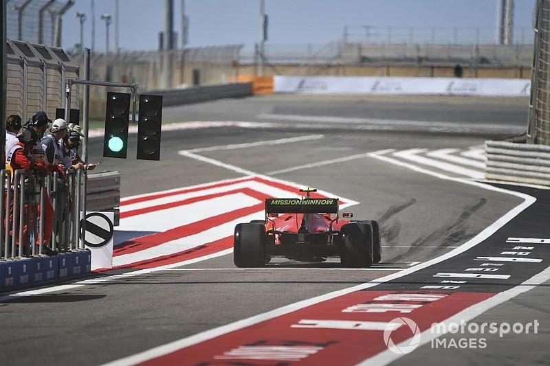 【F1動画】F1第2戦バーレーンGPフリー走行1回目ハイライト