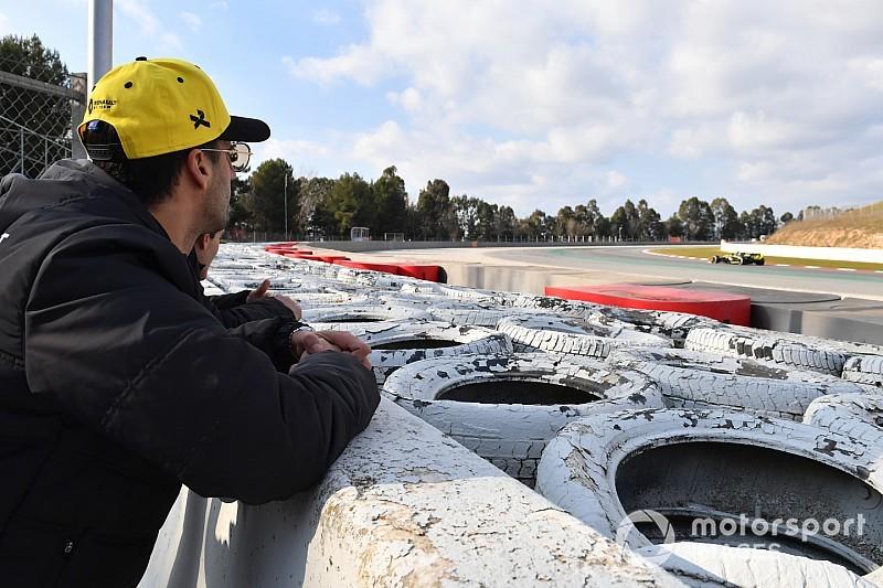 A Renault egy nagyon eltérő fejlesztési filozófiával kerülne közelebb az F1-es élmezőnyhöz