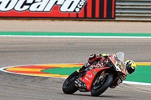 SBK, Aragon: Bautista e la Ducati non si fermano più e vincono anche la Superpole Race