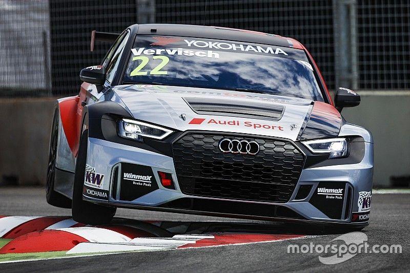 Marrakesh WTCR: Vervisch beats Muller to pole