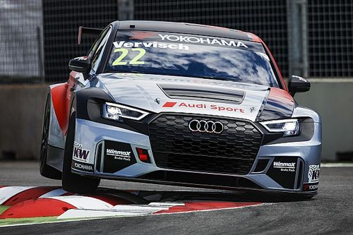 Marrakesh WTCR: Vervisch beats Muller to pole