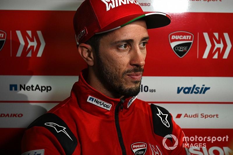 """Dovizioso: """"E' l'avvio di stagione più incerto da quando sono in MotoGP, ma Ducati è competitiva"""""""