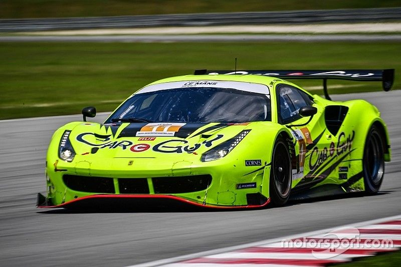 Vittoria e titolo a Sepang per Calado, Cozzolino, Kimura e la Ferrari 488 GT3 di Car Guy