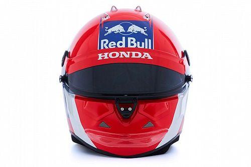 Photos - Les casques de Kvyat et Albon chez Toro Rosso