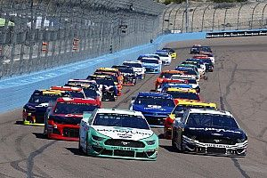NASCAR Cup/Xfinity/Trucks Phoenix race weekend schedule