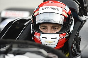 Авария в Сент-Питерсберге закончилась для гонщика IndyCar переломом руки