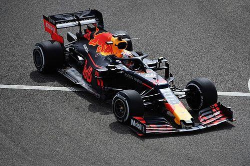 Verstappen beats Schumacher to top first day of Bahrain test