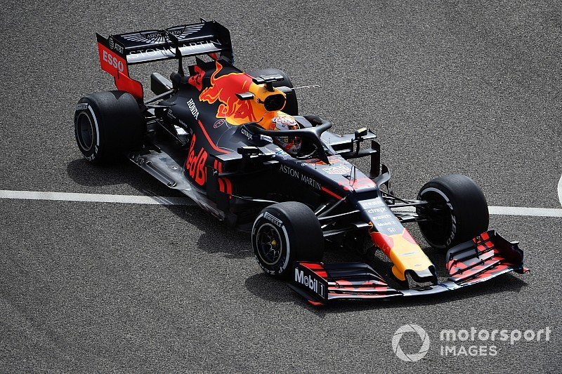Verstappen beats Schumacher to top first day of Bahrain test