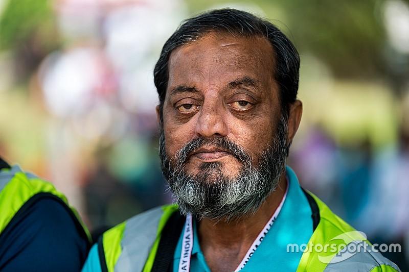 Veteran Indian motorsport photographer Francis dies
