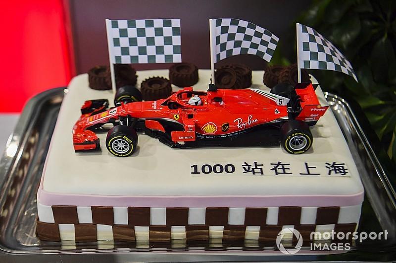 Galeri: F1 takımlarının ve pilotlarının 1000. yarış özel tasarımları