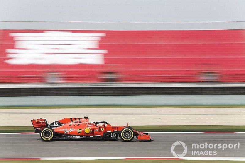 Ferrari modifica su motor por la falla de Leclerc