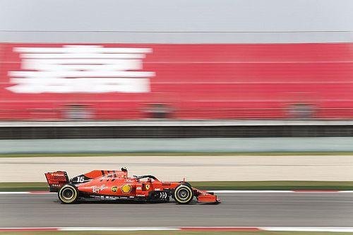 Ferrari introduz novo sistema eletrônico para resolver falha em carro de Leclerc