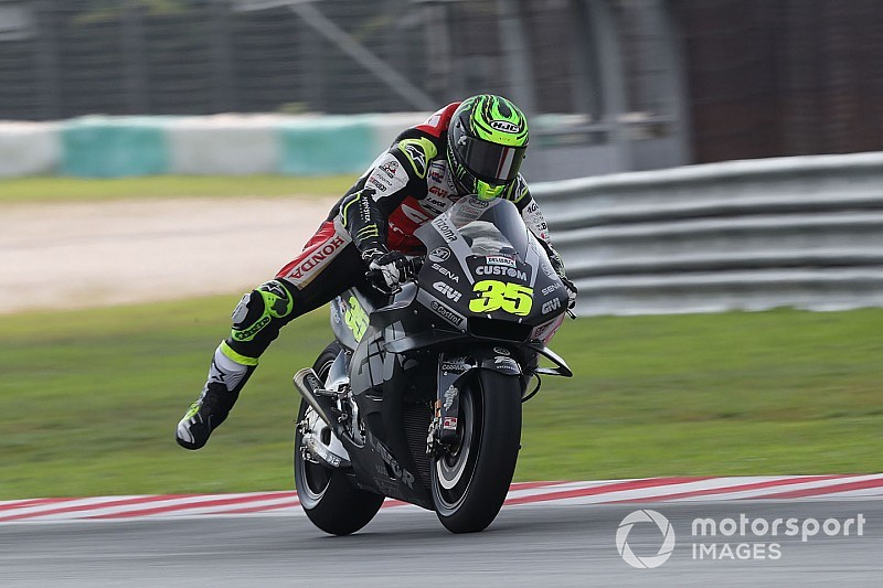"Crutchlow ""couldn't have asked"" for better MotoGP return"