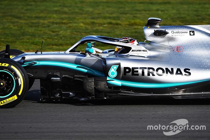 Hamilton: Vettel, 2019'da daha güçlü olacak