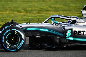Mercedes sets date for 2020 F1 car's launch and track debut