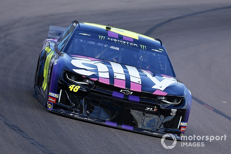 "Jimmie Johnson: ""We need more"" results like Phoenix"